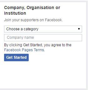 Company Page Type
