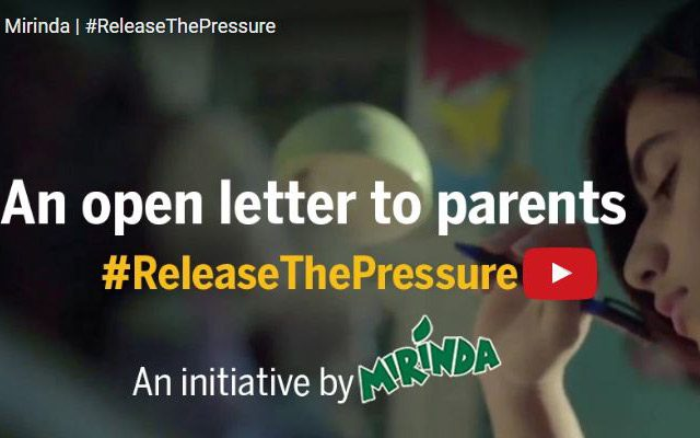 Mirinda Release the Pressure Advertisement
