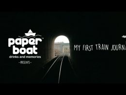 Paper Boat My Train First Ride Experience