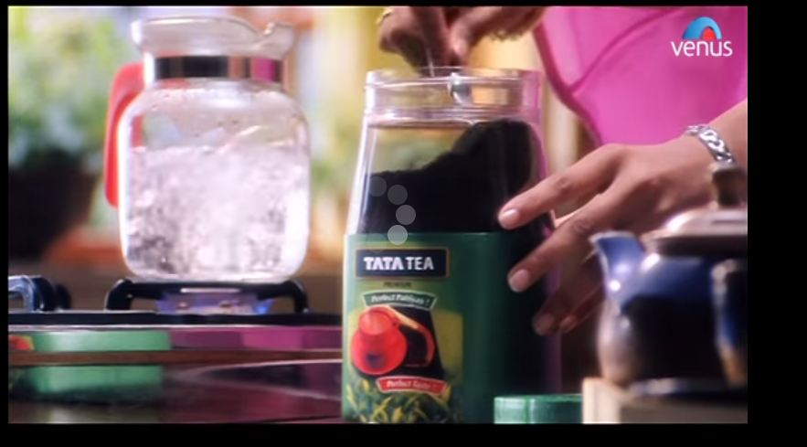 TATA Tea in Baghwan