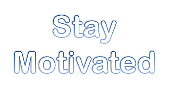 Stay Motivated for Online Business