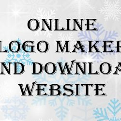 Online Logo Maker And Download Website