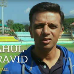 Rahul Dravid Spends A Day With Google Pixel 2