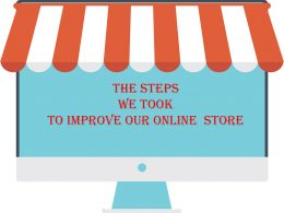 The Steps We Took To Improve Our Online Prestashop Store