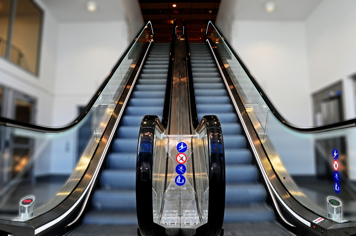 Escalator by Otis Elevator Company