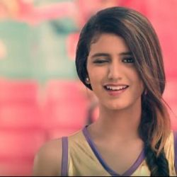 The Internet Sensation, The Winking Girl is Back Again, This Time In Advertisement Priya Prakash