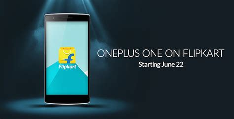 OnePlus One Flipkart Sales