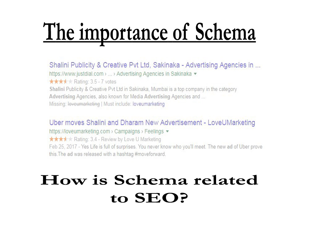 The importance of Schema – How is Schema related to SEO