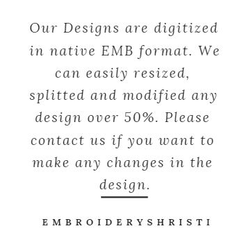 EmbroideryShristi Announcement
