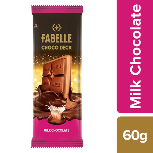 Fabelle Milk Chocolate Bar