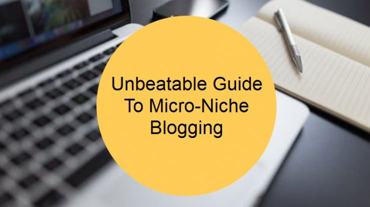 Guide On Best And Profitable Micro Niche Blogging