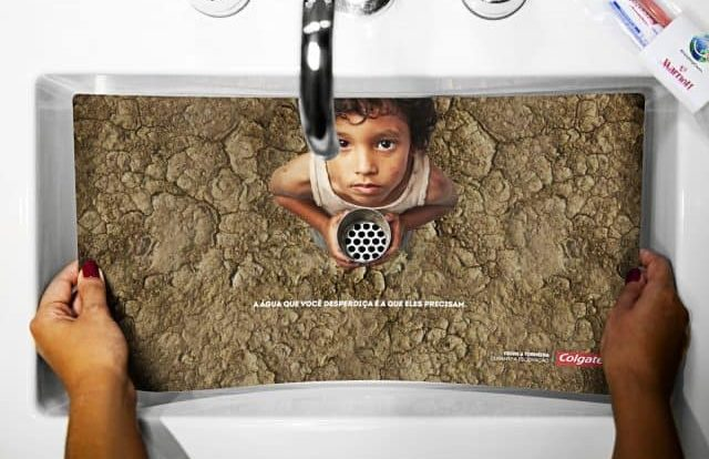 Colgate Save Water Campaign